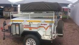 2000 Venter Bushbaby trailer in a very very good condition