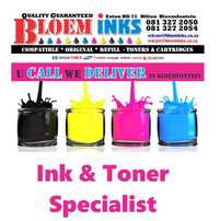 Bloem inks For all your: Cartridge / Toner / Printer and Ink Needs
