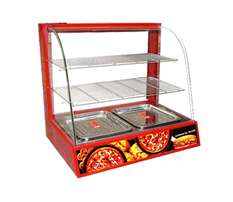 Warming Display chicken/Pies 660mm Industrial