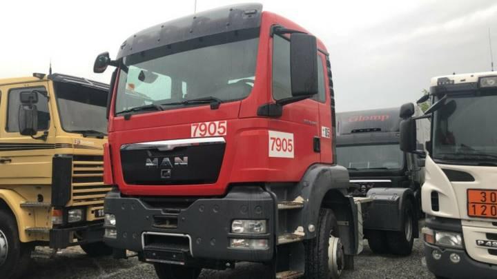 MAN TGS  18.440 Allarad Hydrodrive - 2011
