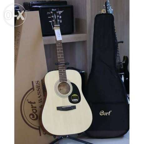 Guitar cort ad180 new not used