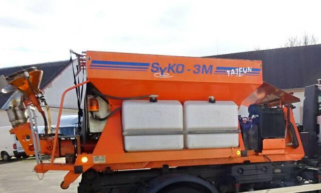 Salzstreuer Kobit Syko 3M gritter - 2004