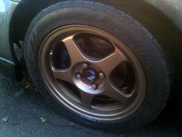 15inch spoons to swap for vtec wheel