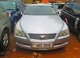 2004 Toyota Mark X