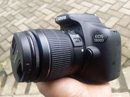 Canon1300D add lens