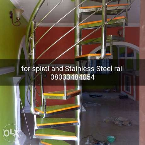 Stainless Steel harm railings Alimosho - image 7