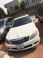 Mercedes-Benz c300 in perfect condition