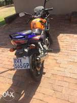 Cbr 125 r for sale in good condition and runs very well