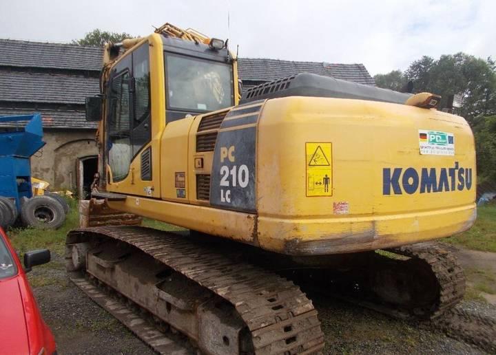 Komatsu PC210LC - 2010