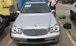 Clean Foreign Used Mercedes Benz C240