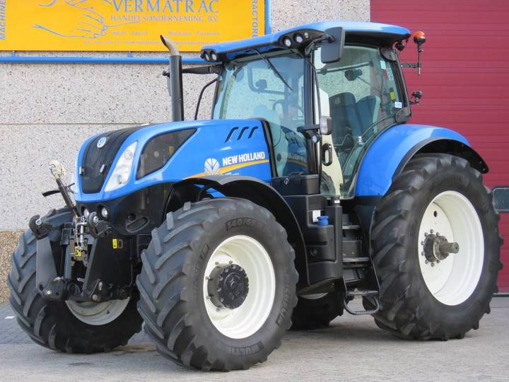New Holland T7.230 Pc - 2016