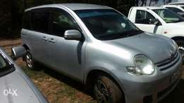 Toyota corolla sienta for quick sale