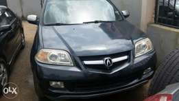 Clean 3 seater Acura MDX tokunbo 03/04 model