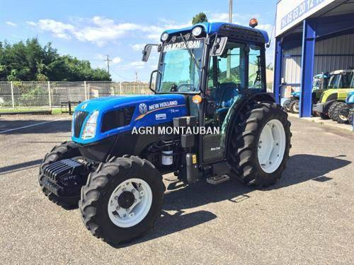 New Holland T4.75n - 2015