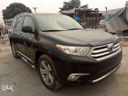 Toyota Highlander 2011 Limited full option quick sale