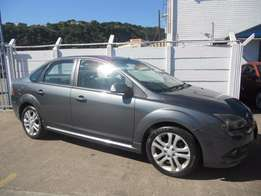 Ford Focus 2.0i Si Auto