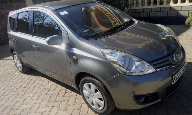 Nissan Note KCJ 1500cc Automatic year2009 mileage 47000kms Ngara - image 1