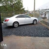 clean as whistle Lexus ES350