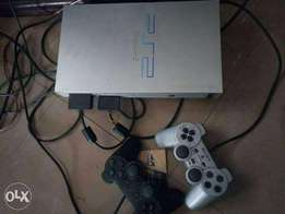 PS 2 Game console for sale