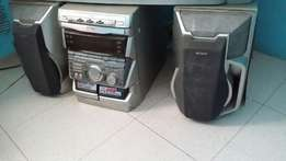Used Sony sound system