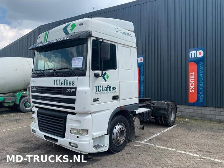 DAF XF 95 430 manual - 2005
