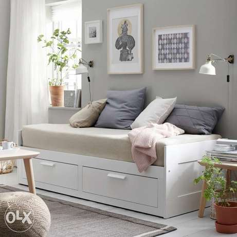 Ikea Day Bed with two Mattress