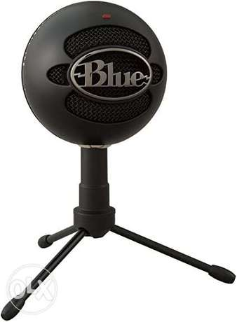 Blue Snowball Streaming Microphone