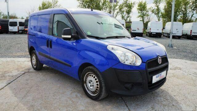 Fiat Doblo cargo 1.4 B+CNG / 82700km - 2012
