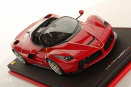 model Cars Ferrari Laferrari 1:18