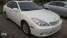 Lagos Cleared Tokunbo Lexus ES300, 2004, Very OK To Buy From GMI.