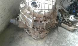 Audi gearbox recondition