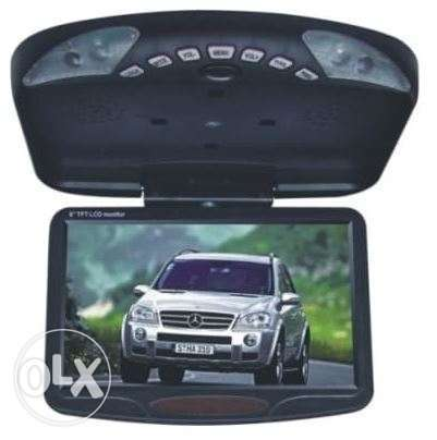 9 Inches Roof Mount DVD Player Surulere - image 1