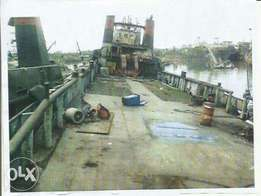 Scrap vessel for sale