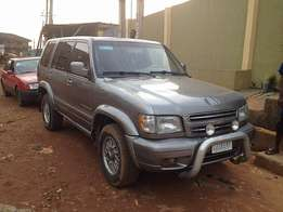 Isuzu Trooper (2001)auto gear