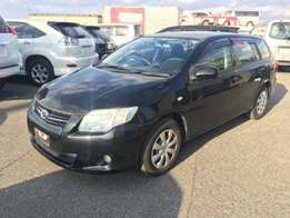 Toyota Fielder Foreign Used 2009 Black For Sale Asking Price 1,155,000