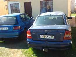 Selling Opel Astra classic