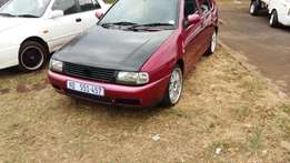 98 polo classic 1.8i sale or swap