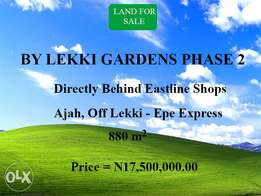 Plot Of Land For Sale By Lekki Gardens Phase 2 With C of O