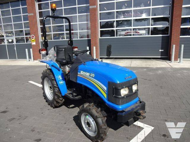 Solis 20 4WD Tuinbouwtractor - 2018