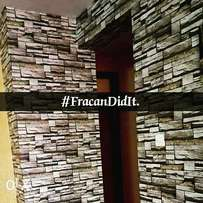 Italian Wall papers in store