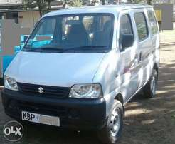 Suzuki Maruti Eeco - 2012 model Asking 650,000 kshs
