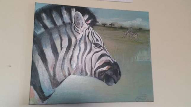 Authentic South African Art Centra Hill - image 2