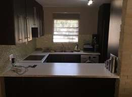A one bedroom apartment is up for rental in centurion 01/05/2017