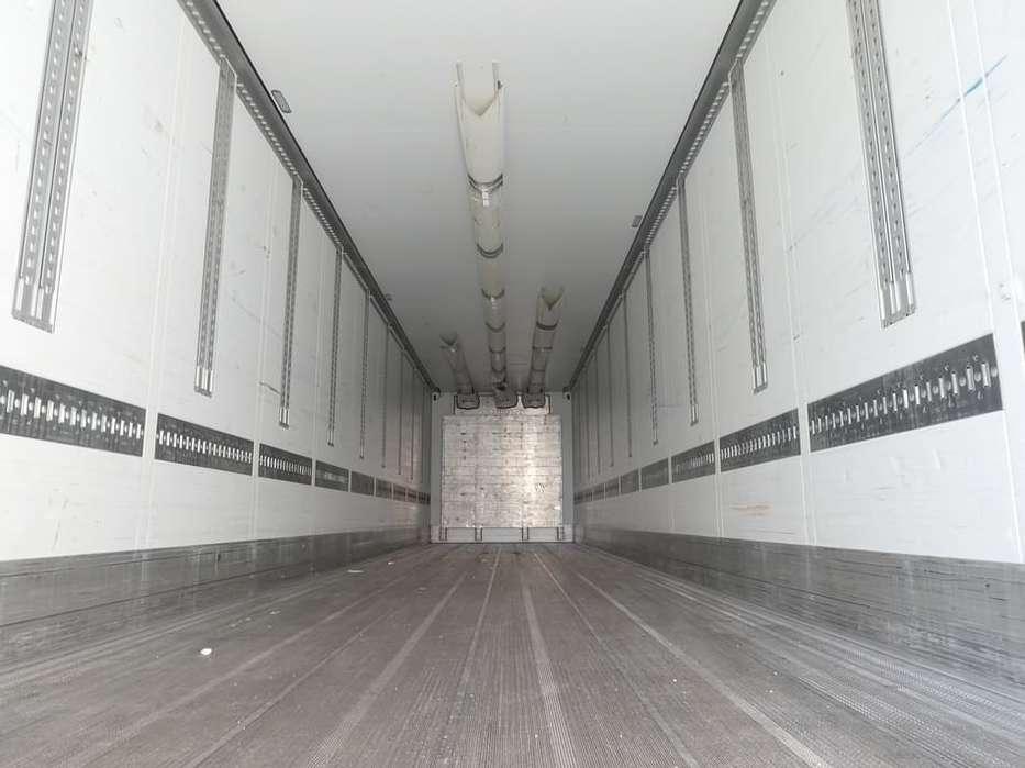 Schmitz Cargobull DOPPELSTOCK PALLETBO scb frigo lift axle - 2015 - image 5