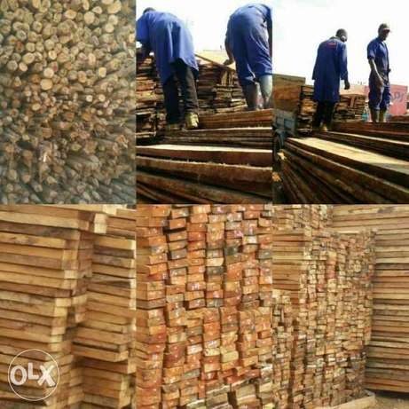 Roofing Timbers.. Available Kampala - image 3