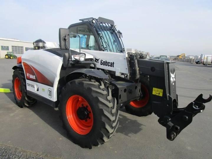 Bobcat t35105l - 2016