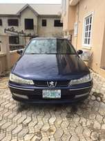 Peugeot 406 Auto for sale with 60k miles