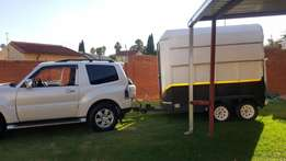 Horsebox for sale in Benoni