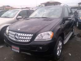 Tincan cleared 2008 Mercedes Benz ml350 for sale