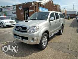 Hilux Double Cab/2010/Price 3,100,000/=3000cc/Manual/Diesel/4WD/Pickup